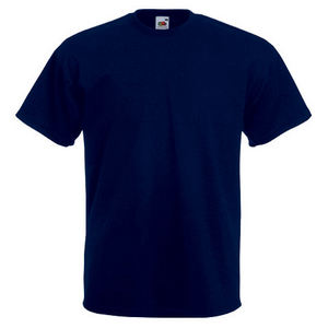 Premium Heavyweight Tshirt Harare Navy Blue