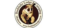 Bushbaby Lodge Logo Embroidery