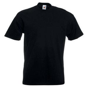 Premium Heavyweight Tshirt Harare Black