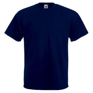 Premium Heavyweight Tshirt Harare Navy Blue